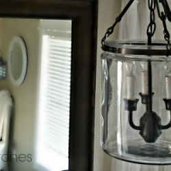 feature image pottery barn chandelier