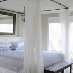 bed canopy Diy 800x400