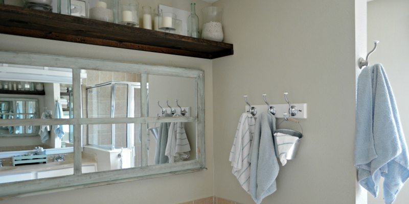 Window Framed Mirror