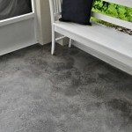 Patio Floor Makeover