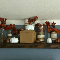 fall  decorations 800x400
