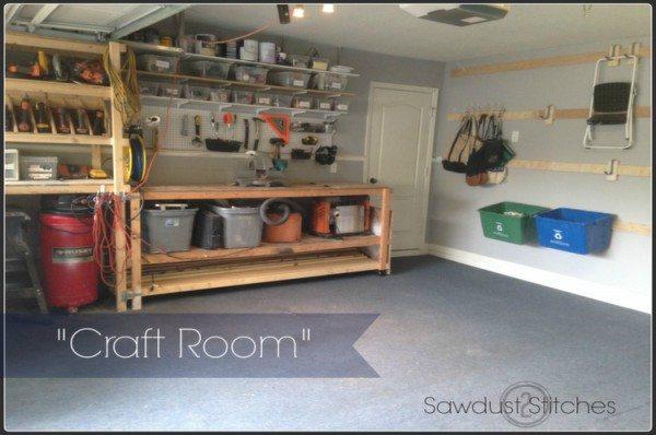 SAwdust2stitches Craft room