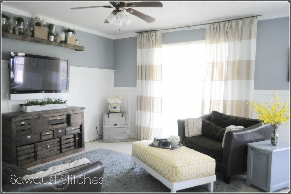 Family room paint color