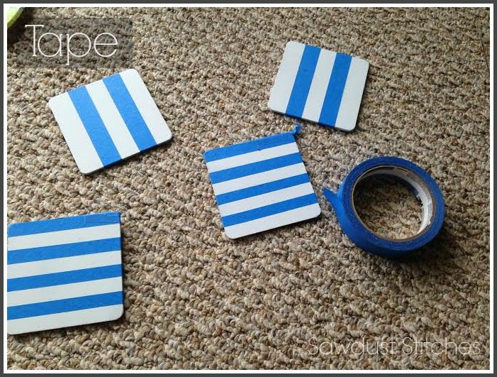 coasters tape ss