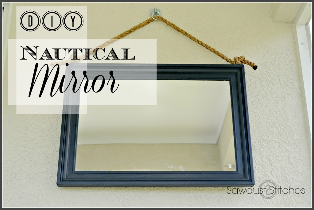 Nautical Mirror ss  tutrorial pic