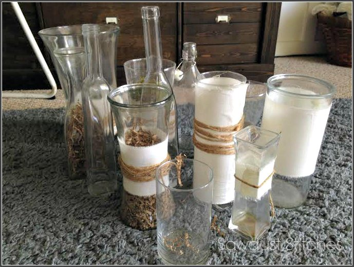 staging a shelf vases 1 ss