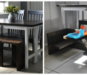 Kids Bench/Table