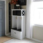 Turn a cabinet into a Locker!