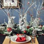 Pottery Barn Inspired Tablescape from Dollar Tree!