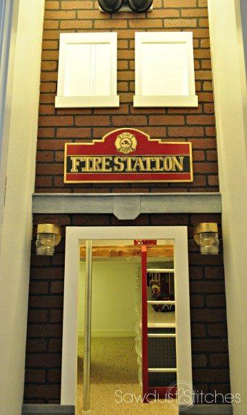 fire station sawdust2stitches ss