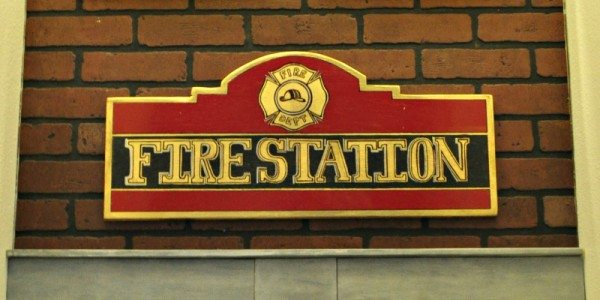 Under the Stairs Playhouse/Firestation