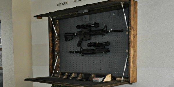 Pottery Barn Inspired GUN CASE !