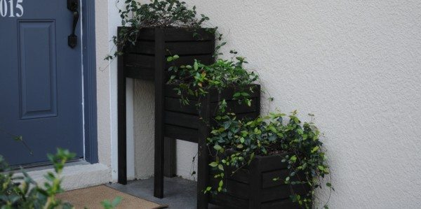 Tiered Planter Boxes