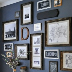 feature image rustic frames