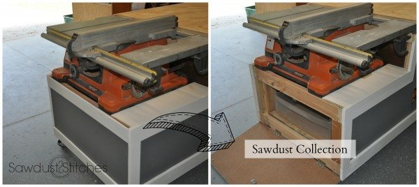 Workshop Assembly Table - Sawdust 2 Stitches