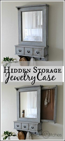 Jewelry Case tutorial from SAwdust2stitches.com