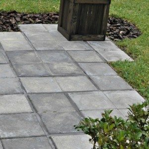 How To Stain Patio Pavers