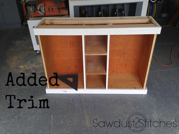 Cabinet makeover Sawdust2stitches.com 14ss