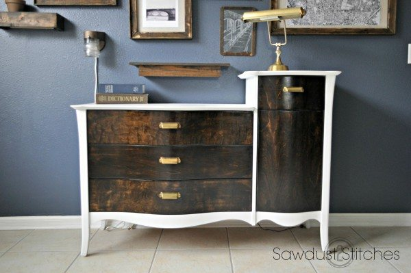Dresser makeoverflip sawdust2stitches.com