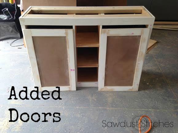 cabinet doors Sawdust2stitches