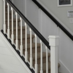 stairwell makeover feature