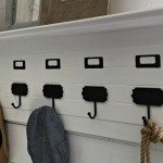 Pottery Barn Inspired Entry Organizer