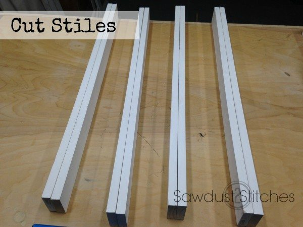 Plantation Shutters Cut Stiles www.sawdust2stitches