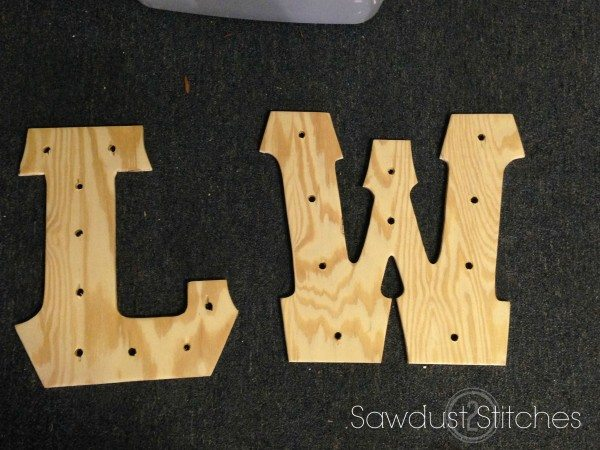 Making marquee letters sawdust2stitches.com