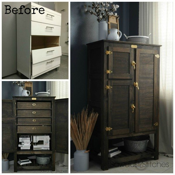 The ultimate dresser repurpose