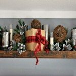 Deck the Halls Blog Hop – Christmas Vignette