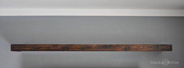 Christmas Mantle 1 by sawdust 2 stitches