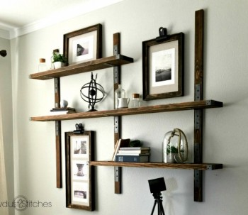 Simpson Strong-Tie Wall Mounted Shelves