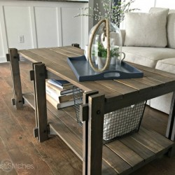 Rustic Farmhouse coffee table