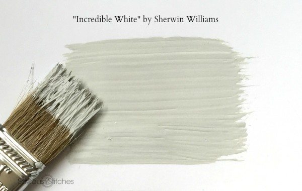 Incredible White home color scheme