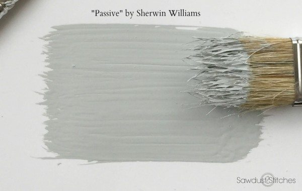 Passice By Sherwin Williams Whole House Color Scheme