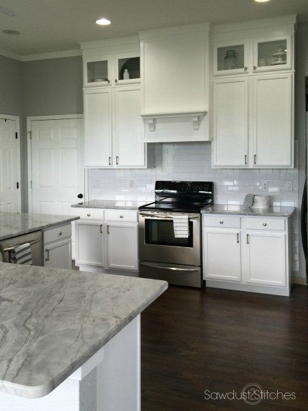 -Kitchen Makeover