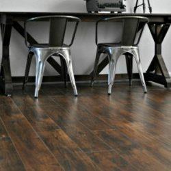Laminate Flooring Makeover