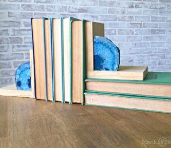 DIY Book Ends