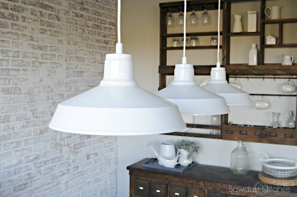 How to use Pendants to make a Chandelier.