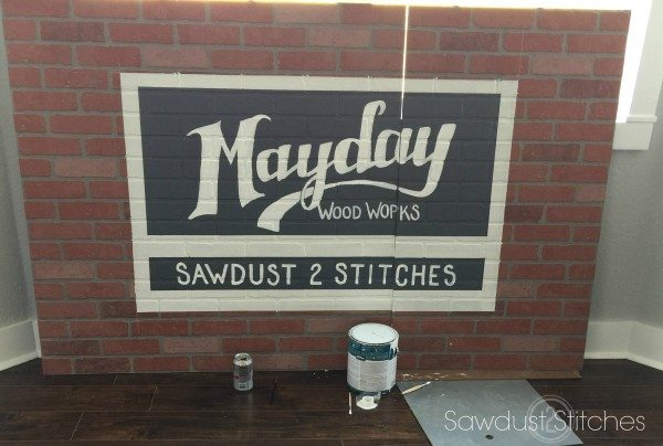 how-to-create-a-faux-brick-wall-with-ad-3-by-sawdust2stitches-com