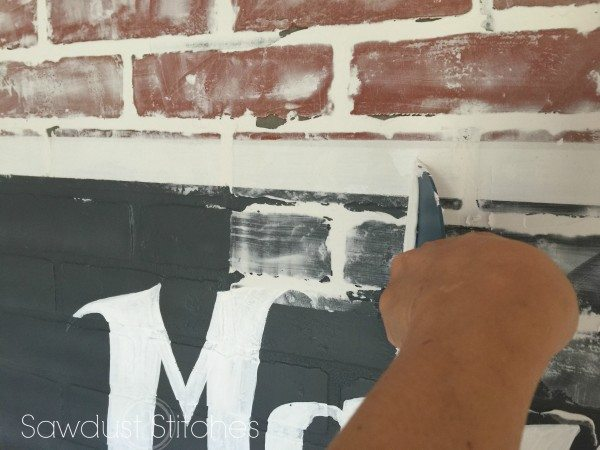how-to-create-a-faux-brick-wall-with-ad5-by-sawdust2stitches-com