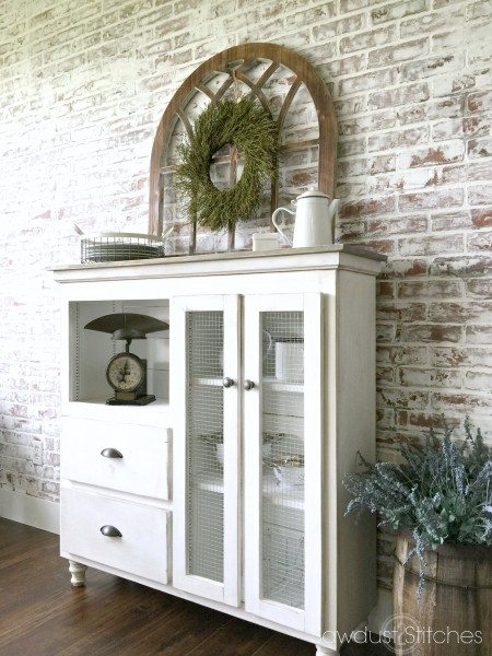 cabinet-makeover-into-kitchen-sideboard-by-sawdust-2-stitches