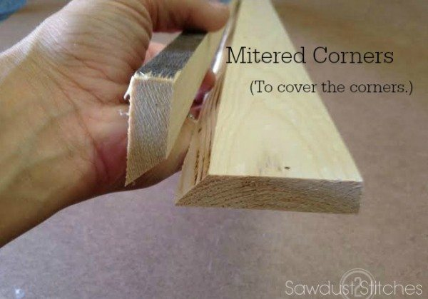 How to transform an Ikea console into a Pottery Barn Style Apothecary by Sawdust 2 Stitches 6