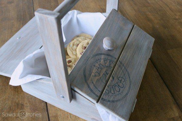 Dessert Carrier/ Pie Box