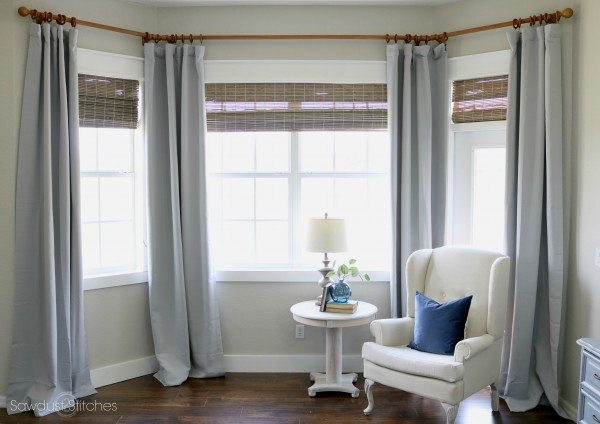 Bay Window Makeover By Sawdust2sches Master Bedroom
