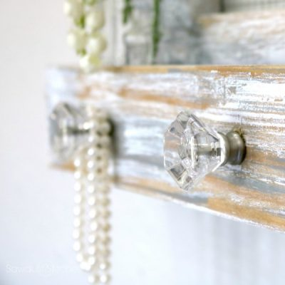 The Home Depot DIH Workshop:  Jewelry Organizer