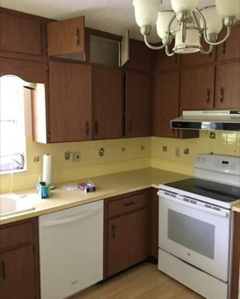 70 S Ranch Kitchen Makeover And How To