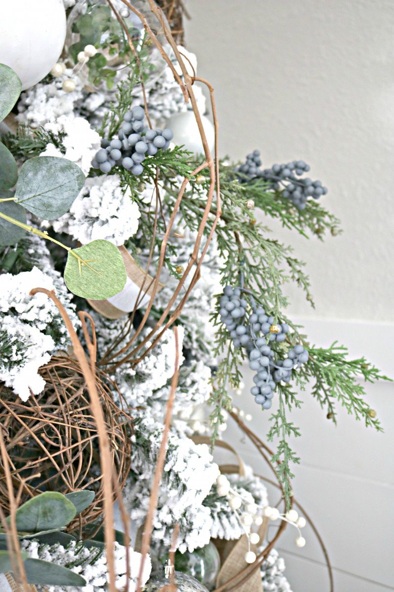 Admirable Holiday Home Tour 2017 Juniper Berry Inspired Sawdust 2 Best Image Libraries Sapebelowcountryjoecom