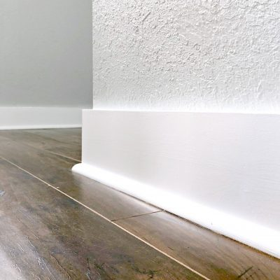 How to Update Baseboards