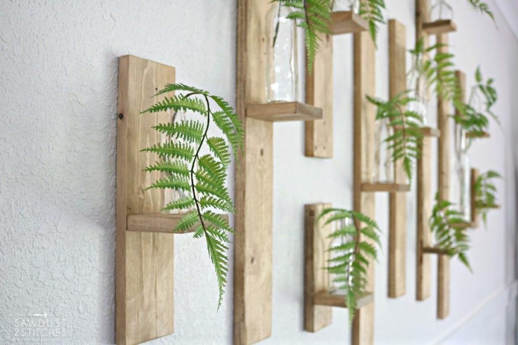 Wooden Wall Decor Diy Easy Craft Ideas